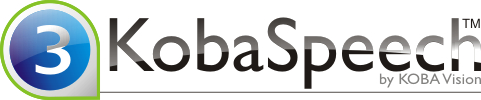 Logo KobaSpeech3