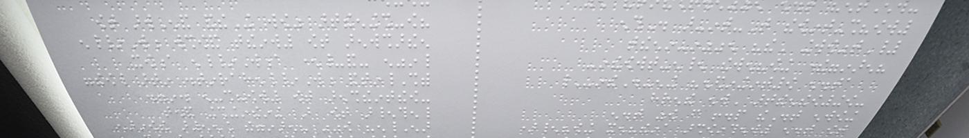 Symbolbild Brailledrucker